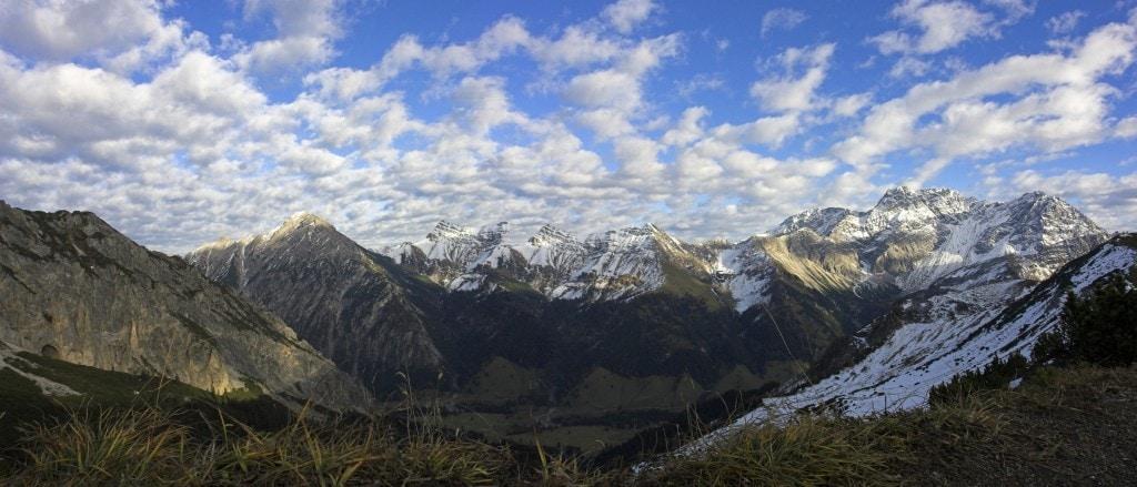 הרי האלפים באוסטריה