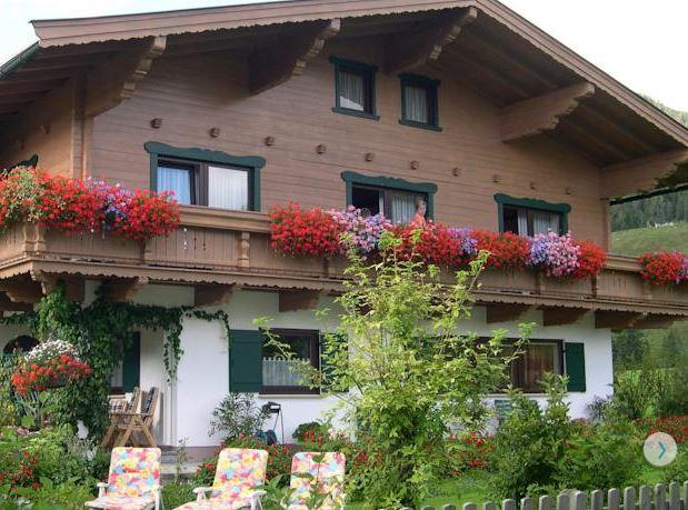 Gästehaus Hain לינה בטירול אוסטריה