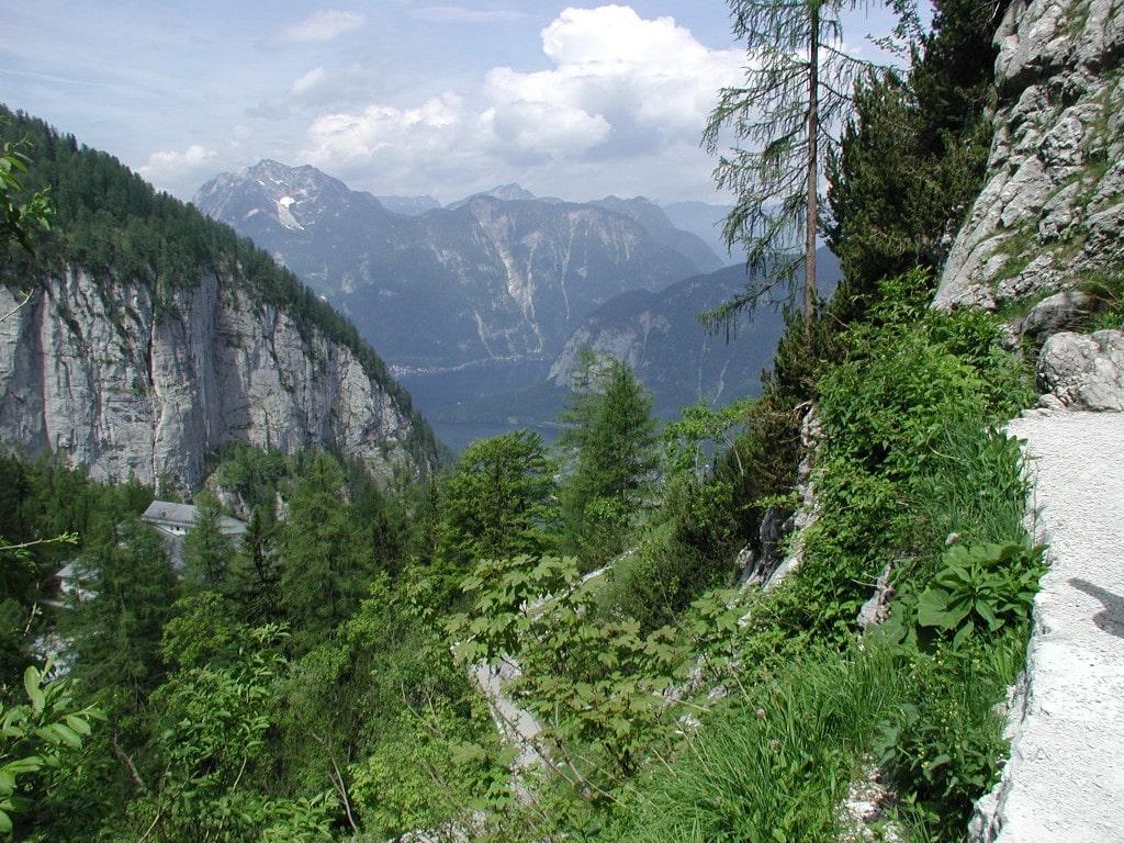 רכס הדכשטיין אוסטריה Dachstein Austria