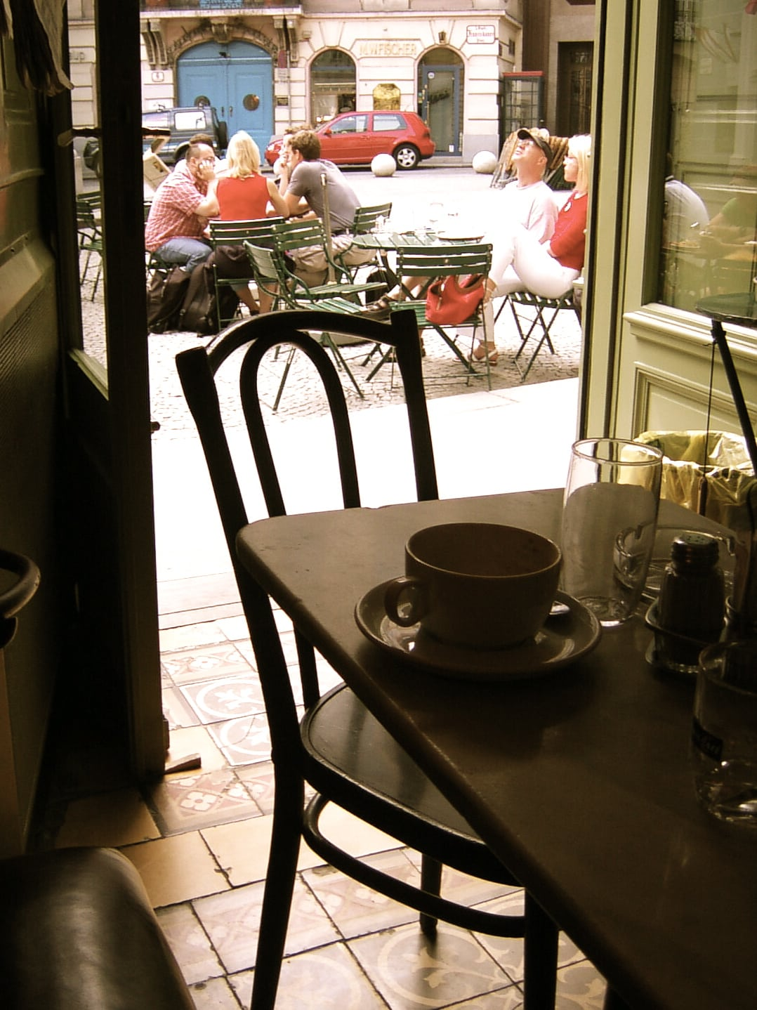 בית הקפה Klein וינה