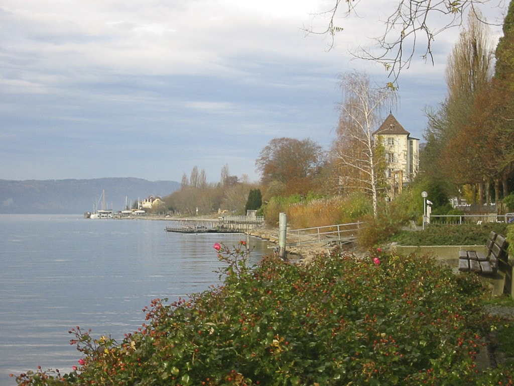 אגם קונסטנץ (Bodensee)