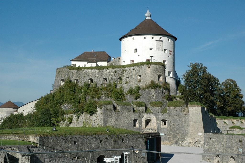 מצודת קופשטיין בטירול