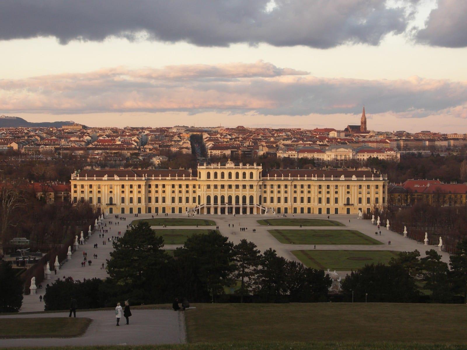ארמון שונברון בווינה