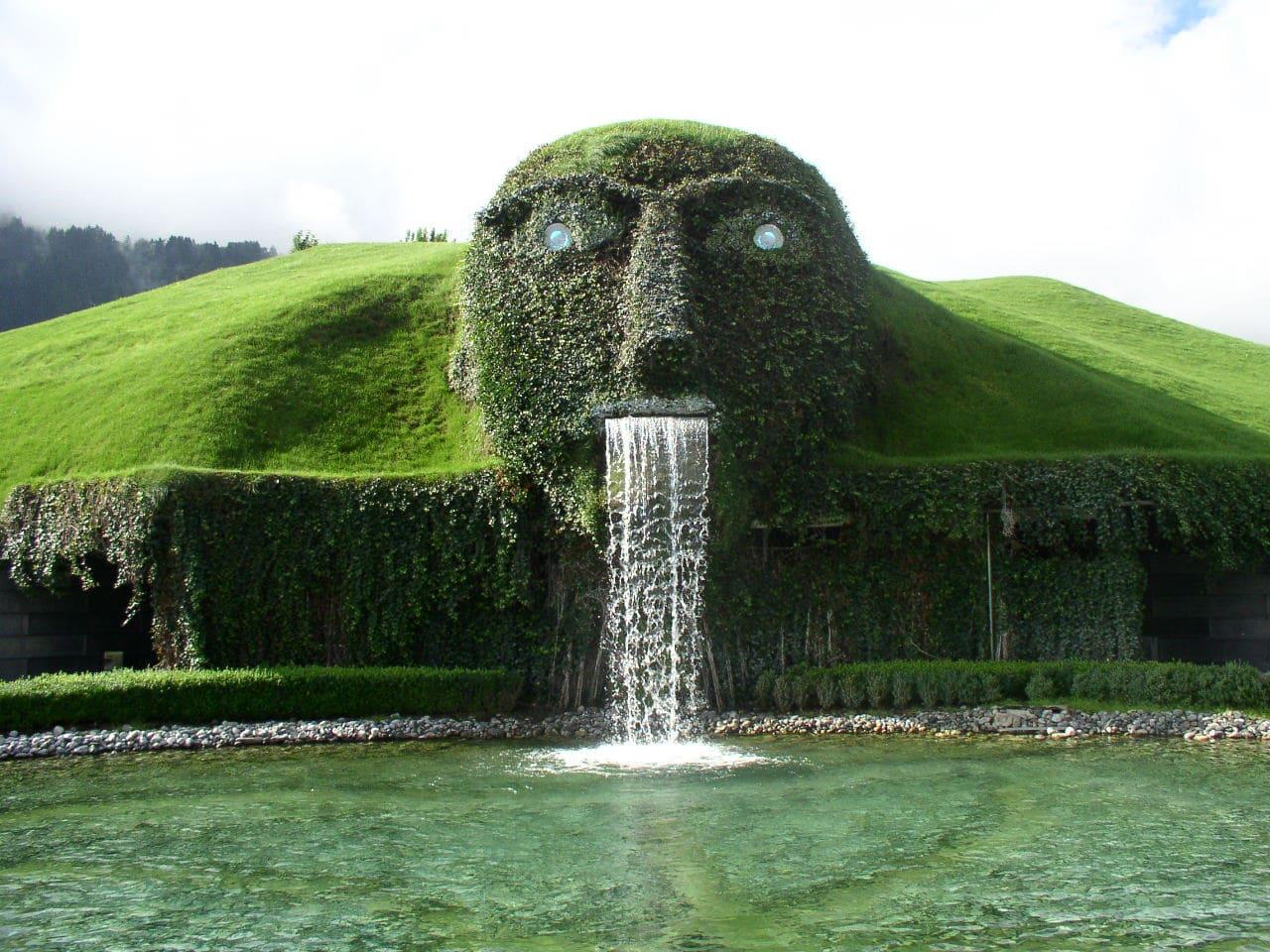 מוזיאון הקריסטל סברובסקי. אופציה מצוינת ליום גשום