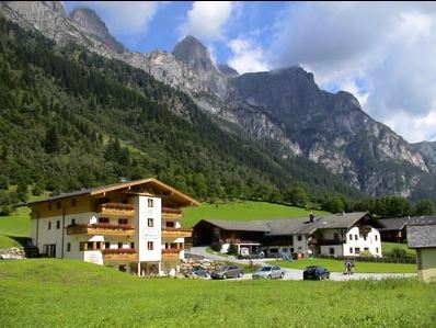 דירות נופש וצימרים באוסטריה