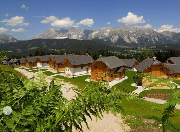 כפר נופש almdorf אוסטריה