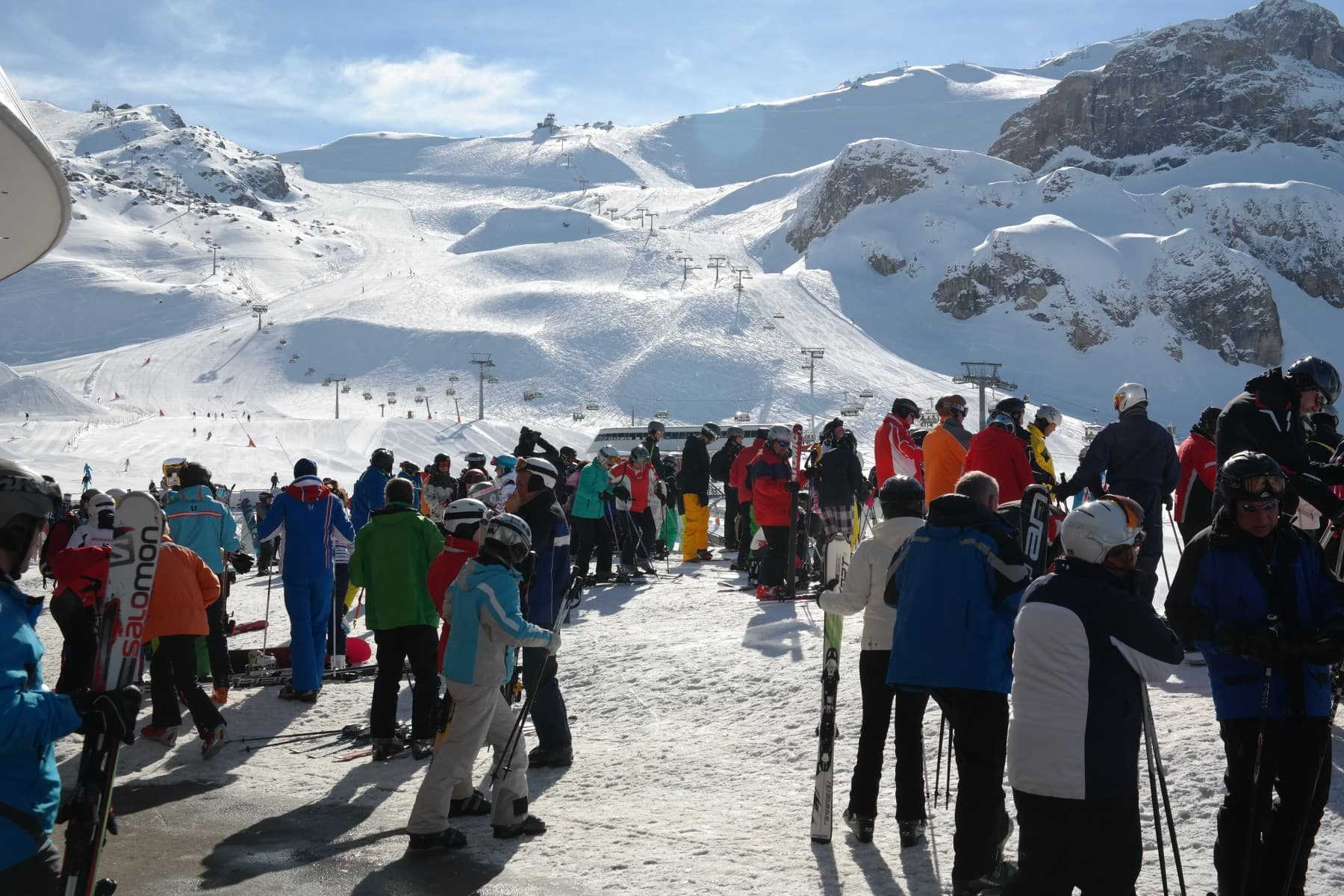 אתר הסקי Ischgl