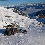 אתרי הסקי המרכזיים באוסטריה