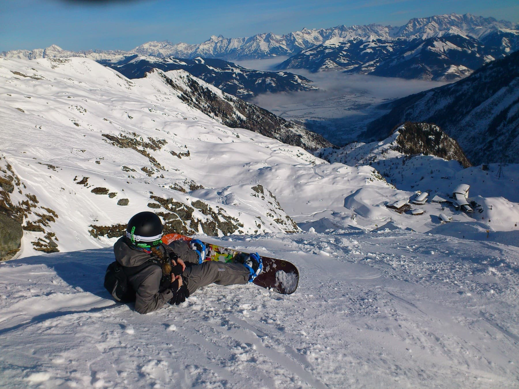 סקי ב-Kaprun