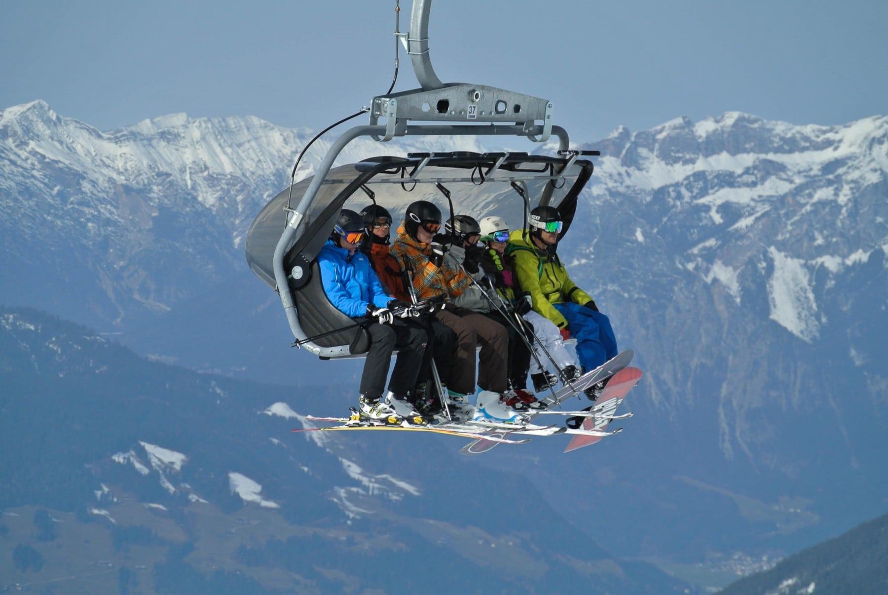 חופשת סקי באוסטריה