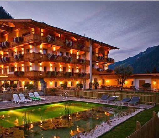 מלון garni-rauchenwalderhof