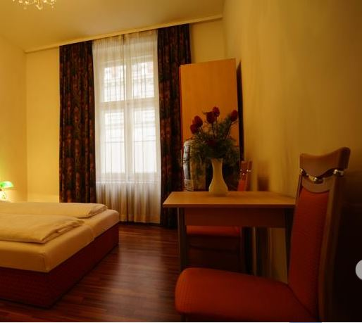 pension lichtenstein מלון כשר בווינה אוסטריה