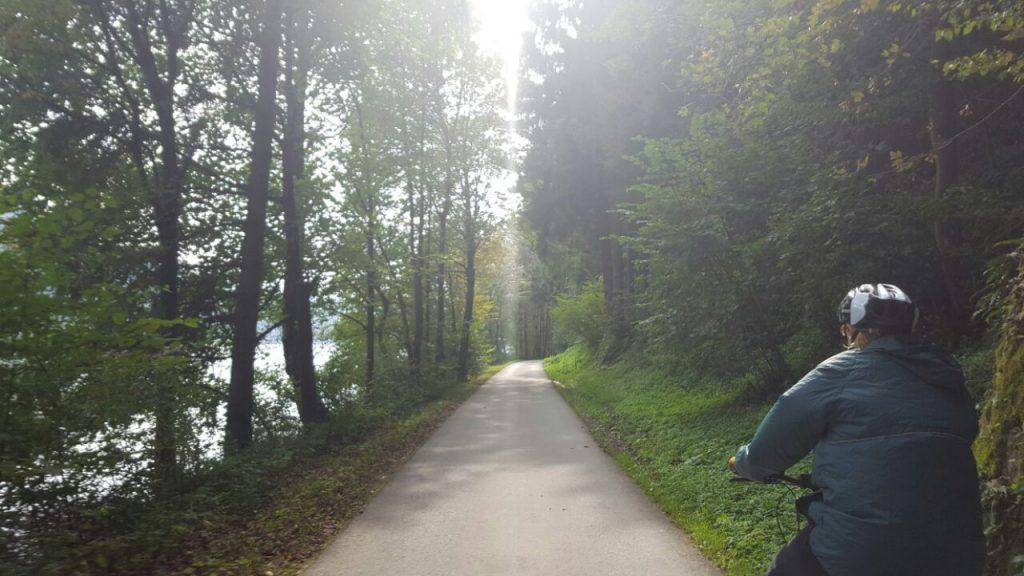 שביל אופניים באוסטריה