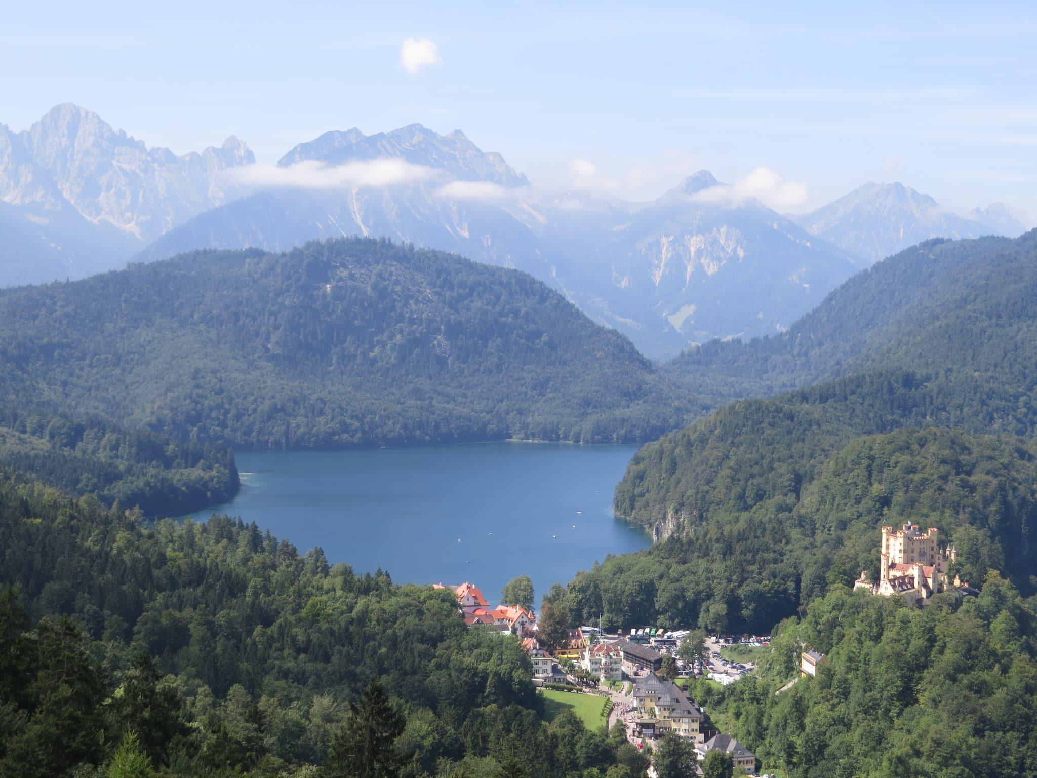 אגם באוסטריה