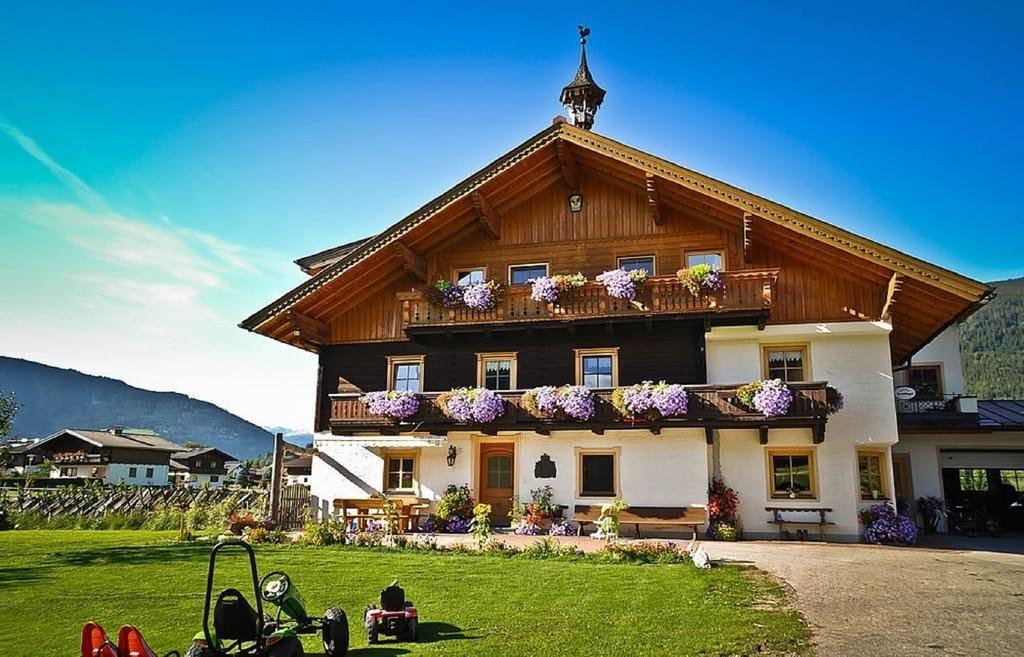 בית דירות באוסטריה