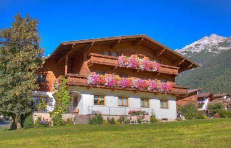 דירת נופש Ausserwieserhof