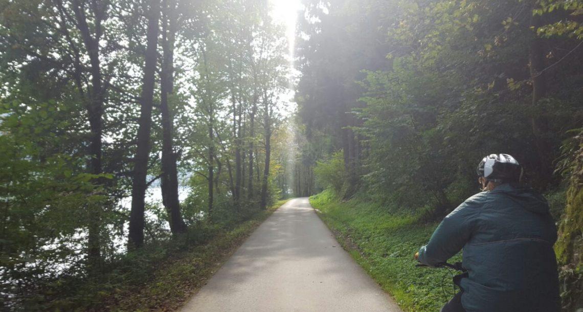 שבוע טיול אופניים של 2 אחיות לאורך הדנובה