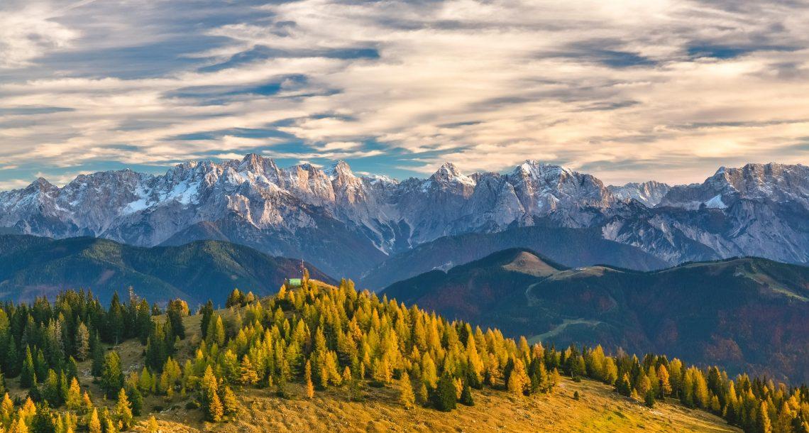 בדרך לפראג עוצרים באוסטריה